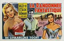 GREAT DAY IN THE MORNING Movie POSTER 22x28 Half Sheet Robert Stack Ruth Roman