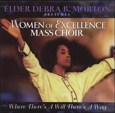 Elder Debra S.  Morton & Women: Where There's a Will There's a Way  Audio Casset