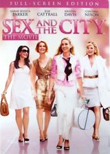New Sealed Sex and the City - The Movie R Rated Version (DVD 2008 FS) FREE Ship!