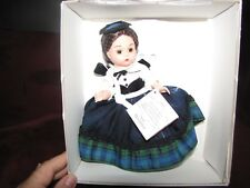 "Madame Alexander 8"" MADCC Convention 2001 Louisa May Alcott Doll"