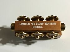 Thomas The Train Wooden Train Car Limited 60 year edition Diesel Gold