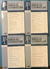 Journal of Biblical Literature Volume 127 (2008) Complete