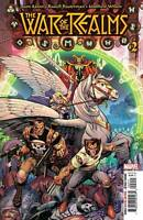 WAR OF THE REALMS # 2 (of 6) (2019) Marvel Comics New