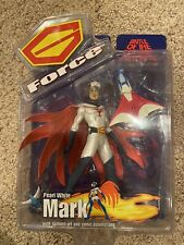 Battle of the Planets G-Force Mark Series 1 2002 Diamond Select Pearl White Rare