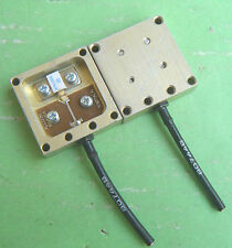 1×EMC RF Resistor Box Termination Dummy Load 5307ALN 125W DC-2GHz 50R #J894 lx