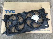 TYC 621360 Radiator and Condenser Fan Assembly -- NEW IN BOX