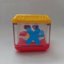 """Fisher Price Peek A Boo Block Alphabet Letter """"X"""" for Xylophone Replacement Toy"""
