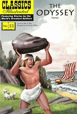 UK Classics Illustrated #53 - The Odyssey - May 2018 - New Copy!
