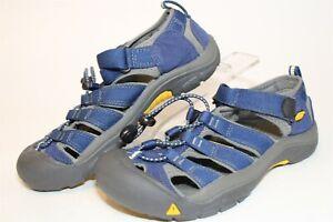 KEEN Youth Boys Size 4 36 Newport Waterproof Sport Sandals Easy On Shoes 1009962