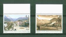 Kosovo 2014 - Ansichten der Stadt Peja - Hotel - Nr. 275-76 postfrisch