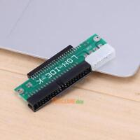 1pc 3.5 IDE Male to 2.5 IDE Female 44 pin to 40 pin SATA Converter Adapter Card