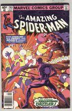Amazing Spider-Man #203 VG April 1980 Dazzler