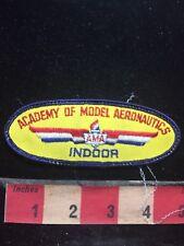AMA INDOOR Academy Of Model Aeronautics Airplane Patch 76T4