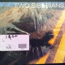 Two Siberians: Out of Nowhere (CD) factory sealed new