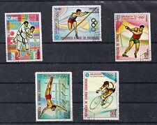 Guinea Ecuatorial Juegos olimpicos de Munich año 1972 (DF-102)