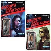 "Snake Plissken Klapperschlange Escape from New York ReAction 3 3/4"" Figur Funko"