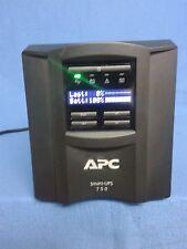 APC Smart UPS SMT750I, 750 VA / 500 W, LCD, generalüberholt, neue CSB-Akkus!!