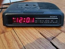 Sony Deam Machine Alarm Clock