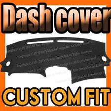 Fits 1993-1997 NISSAN ALTIMA DASH COVER MAT DASHBOARD PAD / BLACK