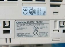 Used OMRON 3G3MV 3G3MV-PDRT2 tested WELL #ZL02