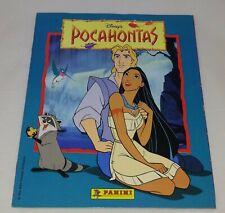 Disney's Pocahontas : Panini Sticker Album : 100% Complete
