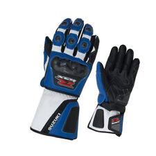 Suzuki GSXR Motorbike Racing Leather Glove Suzuki Motorcycle Glove Perfect Fit