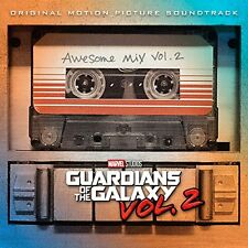 GUARDIANS OF THE GALAXY AWESOME MIX VOL.2 SOUNDTRACK NEW VINYL LP IN STOCK