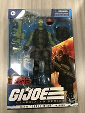 Beach Head Cobra Island Target Exclusive Brown Eyes Version GI Joe Classified