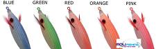 DTD Color Glavoc Todos los Tamaños Elección Pesca Tataki Fishing Calamar
