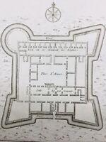 Traite des esclaves Portugal 1747 Benin Ouidah Ajuda Fort Williams Afrique