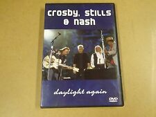 MUSIC DVD / CROSBY, STILLS & NASH - DAYLIGHT AGAIN