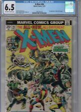 X-MEN UNCANNY #96 MARVEL COMIC DEC 1975 cgc 6.5