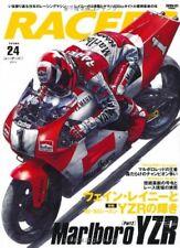 RACERS Vol.24 Marlboro YZR Japanese book Wayne Rainey
