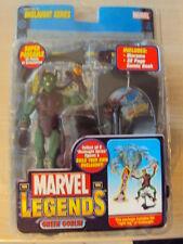 MARVEL LEGENDS SERIES 13 ONSLAUGHT : GREEN GOBLIN 2006 TOY BIZ NEUF SPIDER-MAN