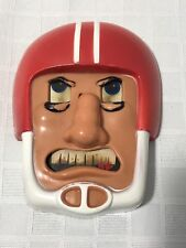 Football Player Light Switch Cover vintage 1975 Kenner General Mills