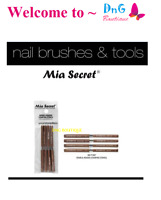 Mia Secret 4 piece Double Headed Stamping Stencil New Arrival !