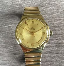 Smiths Deluxe Watch 1958 Rare Edition
