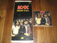 AC DC Highway To Hell  longbox and Original cd! -Rare!