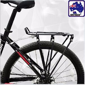 Bicycle Rack Bike Rear Seat Pannier Mountain Post Luggage Carrier OBIRA3945