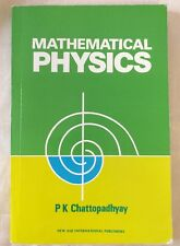 Mathematical Physics PK Chattopadhyay New Age International Publishers 2003