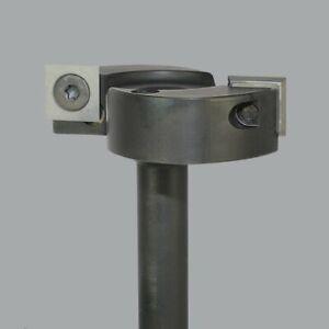 Onsrud 91-102 Carbide Insert Spoilboard Surfacing Cutter 2 Flute