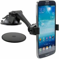 Arkon Windscreen Dash Suction Mount for Samsung Galaxy S6 Edge, Google Nexus 6