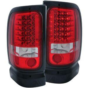 Anzo USA 311052 Tail Light Assembly Fits 94-02 Ram 1500 Ram 2500 Ram 3500