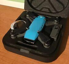DJI Spark 1080p Camera Drone Sky Blue