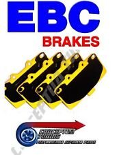 EBC Yellowstuff Plaquettes de frein avant, road & track-for R33 GTS-T RB25DET Skyline