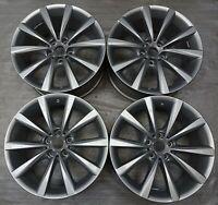 4 Orig BMW Alufelgen Styling 642 8Jx18 ET30 6867338 5er G30 G31 6er G32 FB255