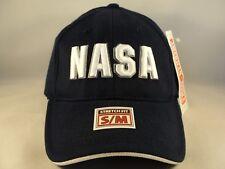 Nasa Stennis Space Center Size S M Stretch Fit Flex Cap Hat 508a0df41b62