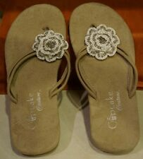 Cupcake Couture sandal size 3