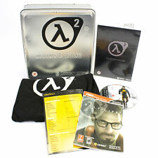 HALF-LIFE 2 COLLECTORS EDITION Pour PC en Valve Corporation, 2004, Sci-Fi