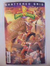Mighty Morphin Power Rangers #27 BOOM! NM Comics Book